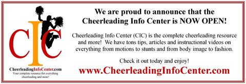CheerleadingInfoCenter.com