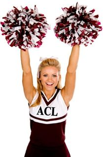 ACL 2010 Cheerleader
