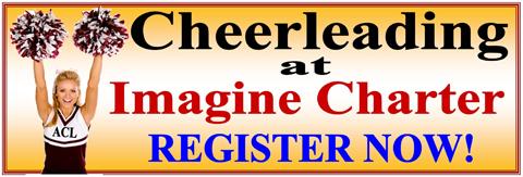 Website Banner Ads After School Programs - Imagine Charter 480x163