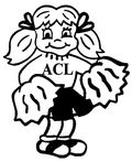 ACL Cheerleader - Blank